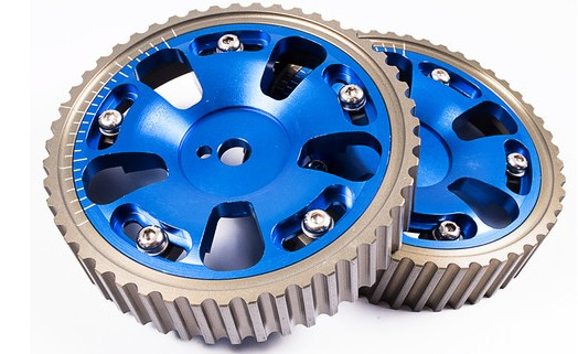 EVO 789 CAM PULLEYS PAIR