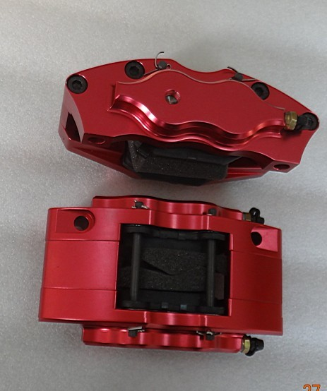 caliper with pad